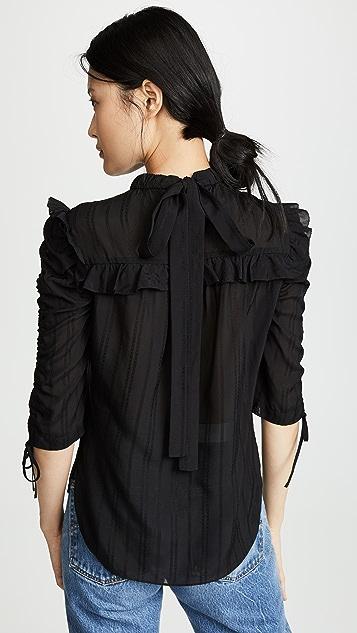 Veronica Beard Howell 女式衬衫