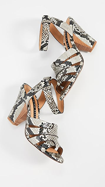 Veronica Beard Charley 凉鞋