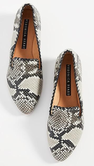 Veronica Beard Griffin 平底鞋