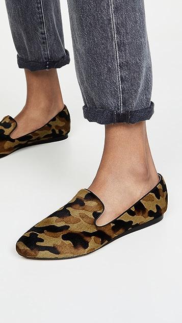 Veronica Beard Griffin 平跟船鞋