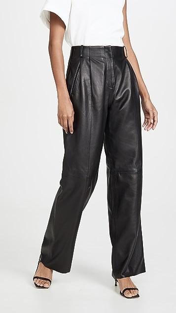 VEDA Bess 皮裤