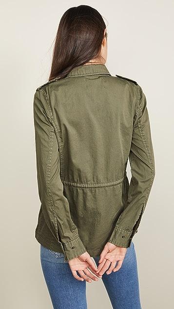 天鹅绒 Lily Aldridge for Velvet Ruby 夹克