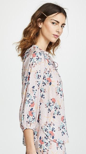 天鹅绒 Sharla 女式衬衫