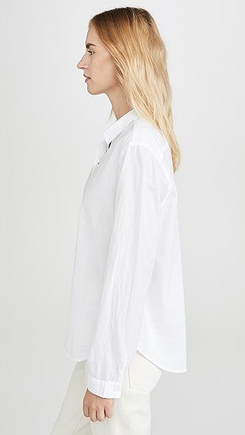 天鹅绒 Nina 上衣