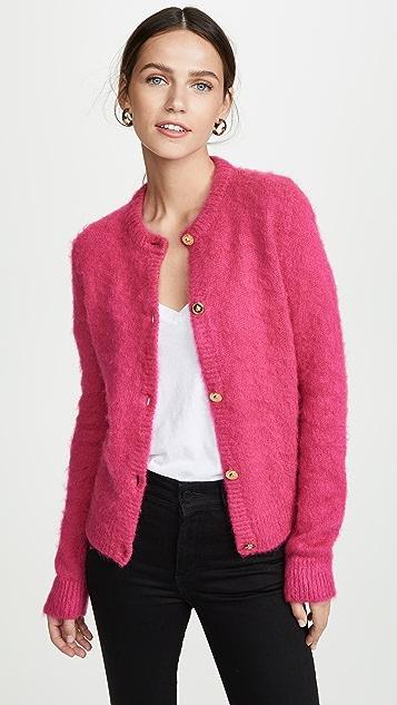 Versace Fuzzy 开襟衫