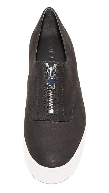 Vince Warner 拉链运动鞋