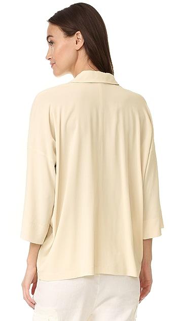 Vince 超大女式衬衫
