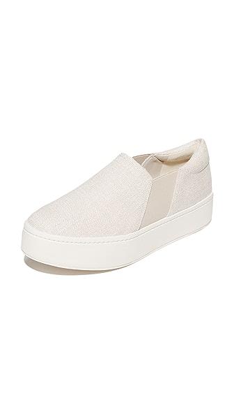 Vince Warren 厚底运动鞋