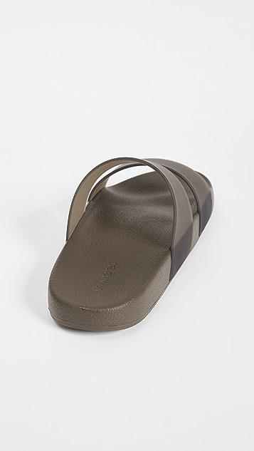 Vince Wynne 双饰带便鞋