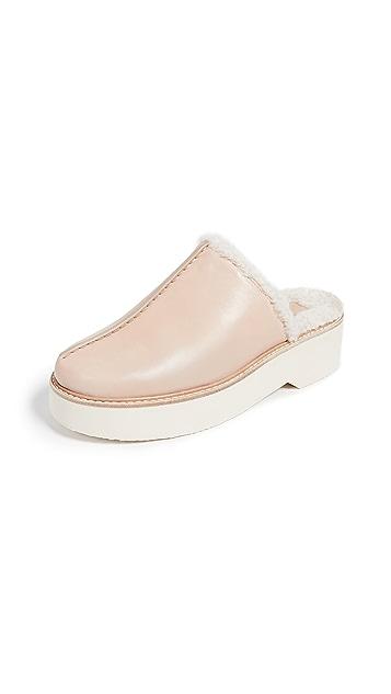 Vince Adler 2 木底鞋