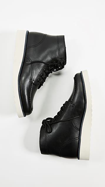 Vince Finley 2 靴子