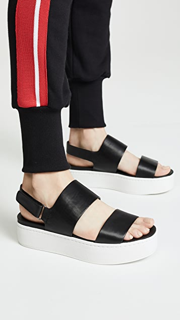 Vince Westport 厚底凉鞋
