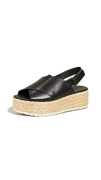 Vince Jesson 厚底凉鞋