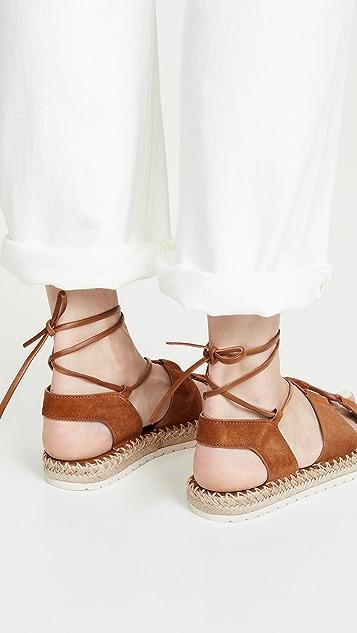 Vince Tibor 环绕式凉鞋
