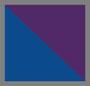 蓝色/紫色