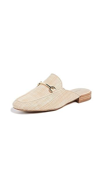 Villa Rouge Patricia 平底穆勒鞋