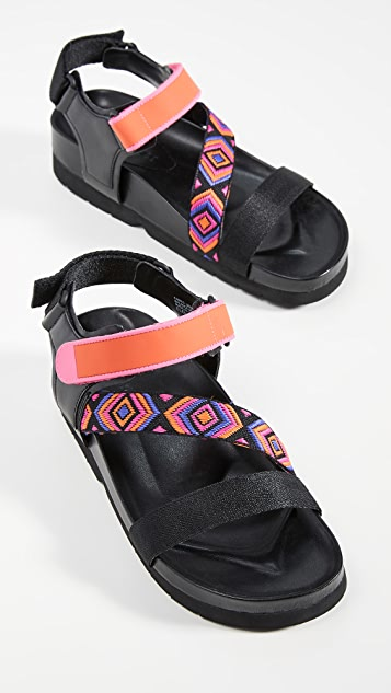 Villa Rouge Elena 运动凉鞋