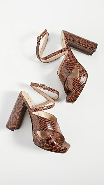 Villa Rouge Geraldine 凉鞋