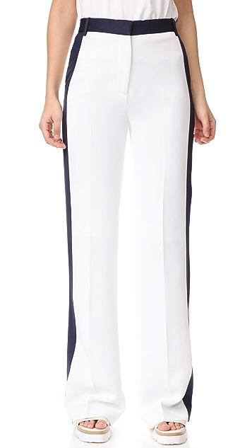 Victoria Victoria Beckham 休闲礼服式裤子
