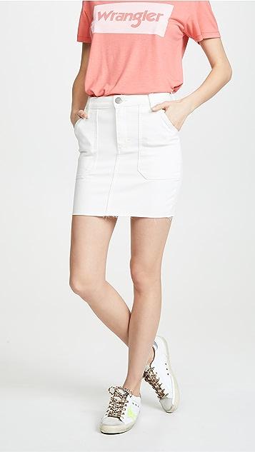 Wrangler 多功能短裙
