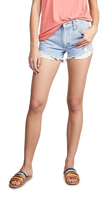 Wrangler Rigid 超短裤