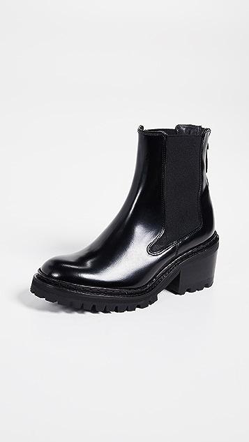 WANT Les Essentiels Valdez 切尔西靴子