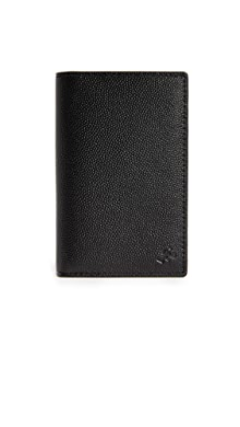 WANT LES ESSENTIELS Lynden Vertical Bifold Wallet,Black