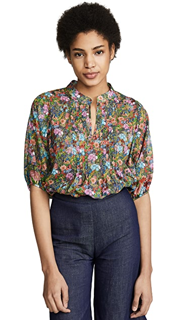 Warm Love Street 女式衬衫