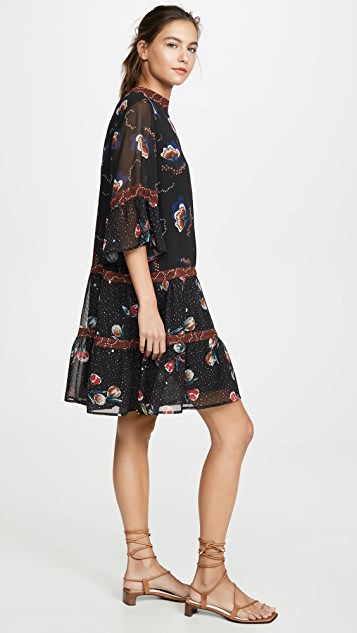 Warm Glastonbury 连衣裙