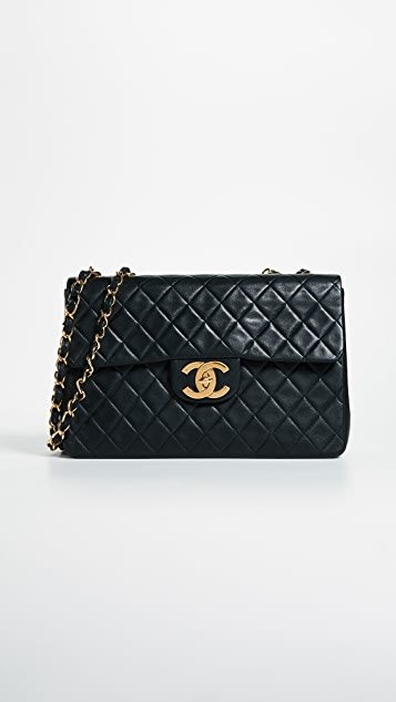 What Goes Around Comes Around Chanel Jumbo 2.55 肩背包
