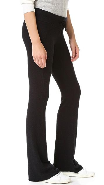 Wildfox Basic 喇叭宽松运动裤