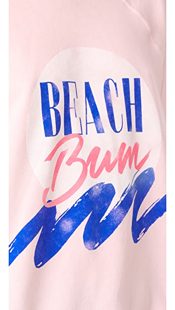 Wildfox Beach Bum 运动衫