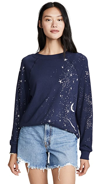 Wildfox Cosmic Dust 运动衫