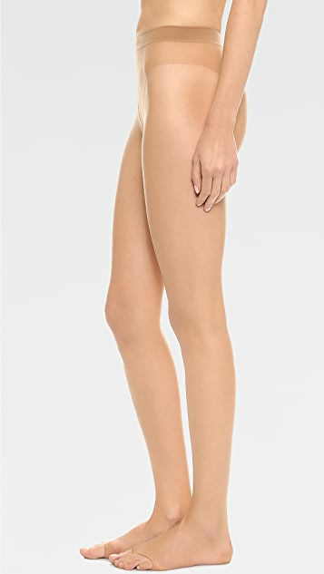 Wolford Luxe 9 露趾连裤袜
