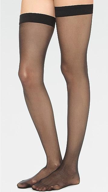 Wolford Individual 10 长筒连裤袜
