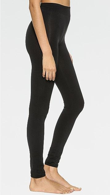 Wolford Velvet Sensation 贴腿裤