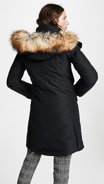Woolrich W's Adirondack 派克大衣
