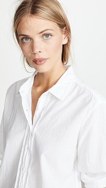XIRENA Jagger 系扣衬衣