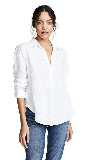 XIRENA Halsten 女式衬衫