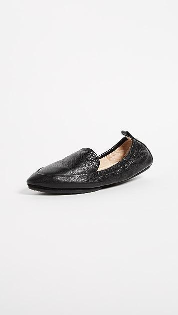 Yosi Samra Skyler 多种穿法浅口船鞋