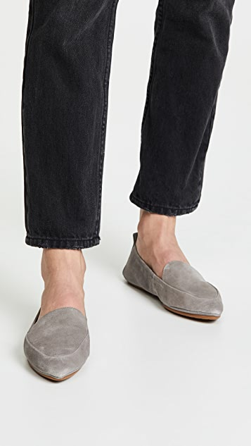 Yosi Samra Skyler 平跟船鞋