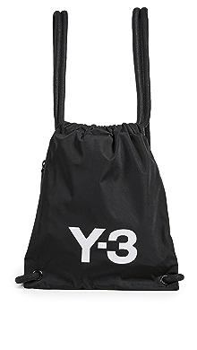 Y-3 Mini Gym Bag,Black