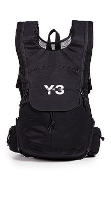Y-3 Running Backpack,Black