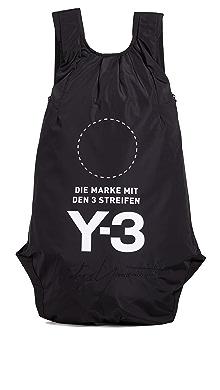 Y-3 Yohji Backpack,Black