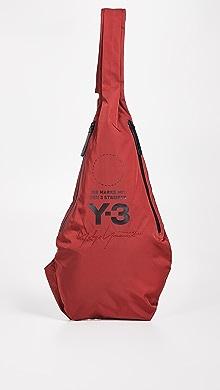 Y-3 Yohji Messenger Bag,Rust Red