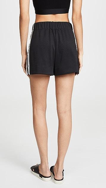 Y-3 3 条纹短裤