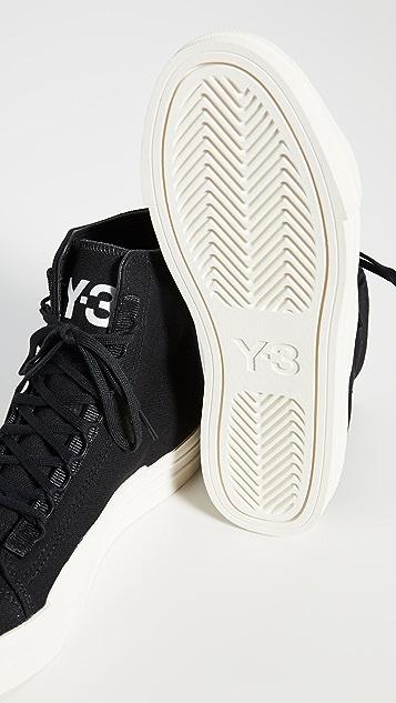 Y-3 Yuben 中帮运动鞋