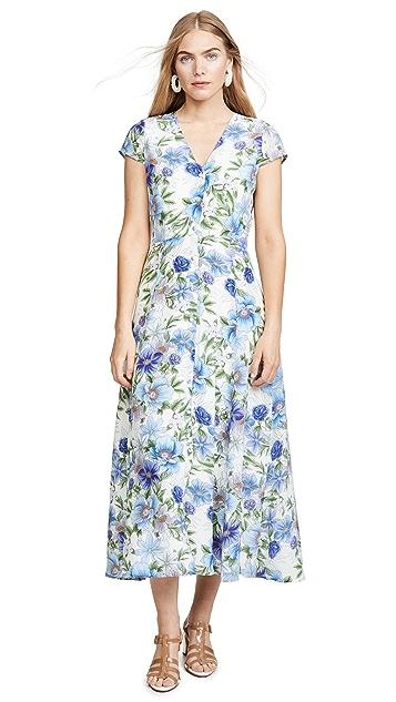 Yumi Kim 南部风情喇叭长裙