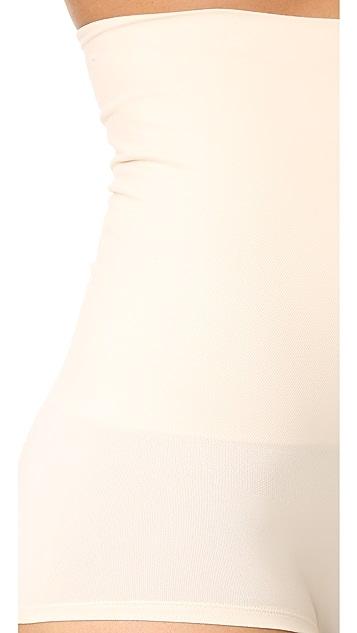 Yummie 花朵高腰女孩短裤