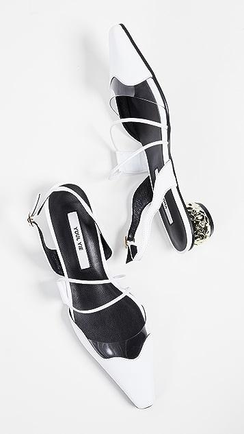 Yuul Yie Zili 凉鞋
